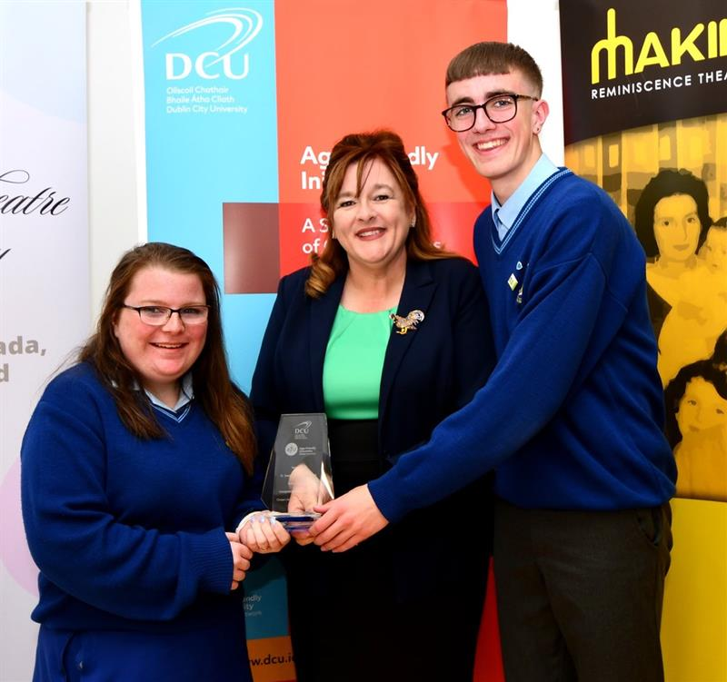 DCU Award Friendly Voices