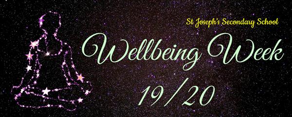 Wellbeing Week 2019/2020