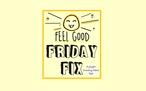Feel Good Friday Fix
