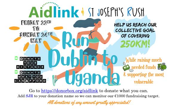 Run Dublin to Uganda