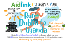 Run Dublin to Uganda