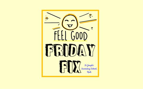 Feel Good Friday Fix #2