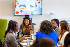 AWS GetIT –  First Year female students Sign up, Make a Difference