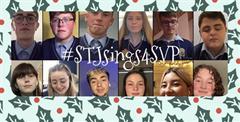 #STJsings4SVP Fundraiser