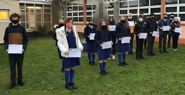 Graduation Ceremony Scholars Ireland 2019/20