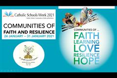 Catholic Schools Week Sunday 24th to Sunday 31st January 2021