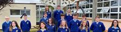 Introducing our Sixth Year Student Leadership Team 2021/2022