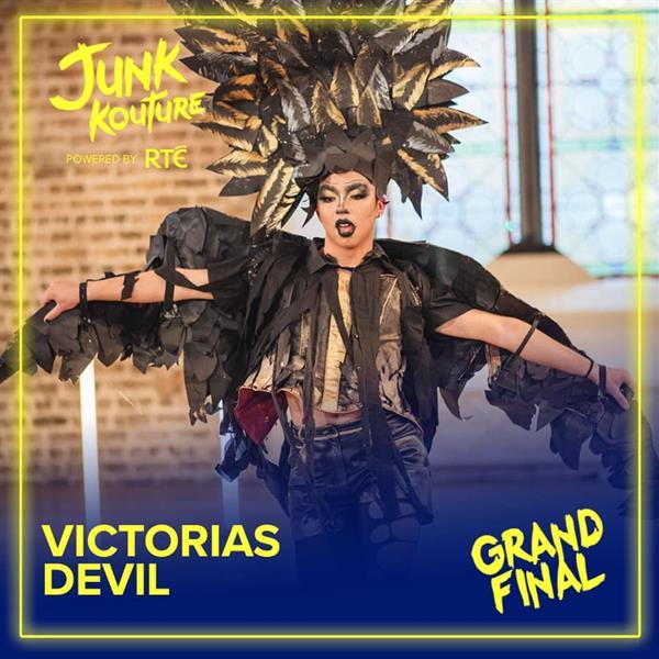 Junk Kouture Grand Final Thursday 4th Feb RTE2@7pm