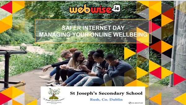 Safer Internet Day 9th Feb 2021