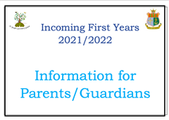 Incoming 1st Year Parents