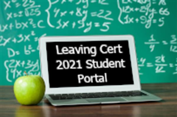 6th Years Candidate Portal and Accredited Grades 2021